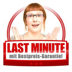 Last Minute! Button, Icon