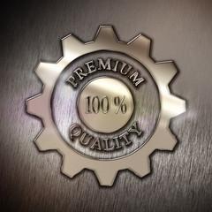 Premium Quality - Emblem - ST