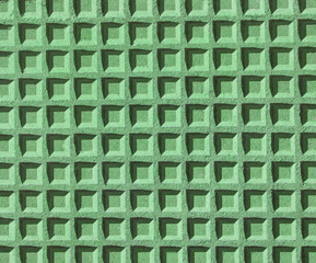 Green squares texture