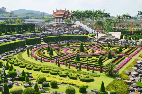 Nong Nooch Garden in Pattaya, Thailand - 78490860