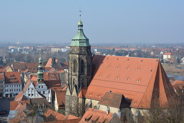 Stadtkirche St.Marien in Pirna