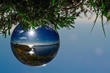 Punta Mola in the Sphere