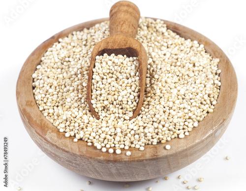 Fotobehang Granen Quinoa