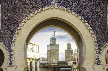Bab Bou Jeloud gate