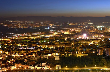 Granada de noche
