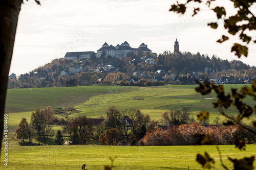 canvas print picture Augustusburg