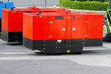 Mobile power generators - 78495628
