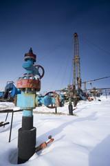 Repair of oil wells.
