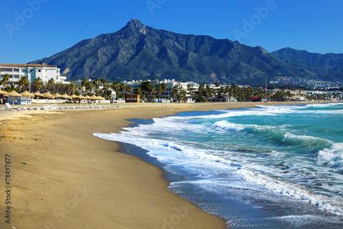 plage de Marbella - 78497677