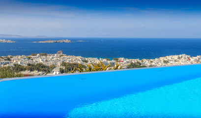 Pool Panorama - Mykonos