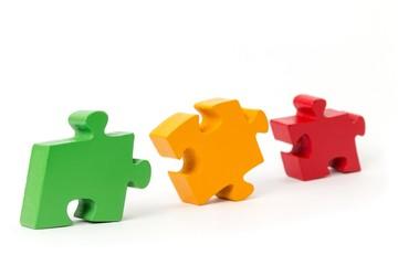 Verbindung Kooperation Konzept