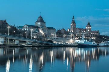 Szczecin | Zabytki miejskie