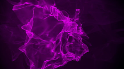 Abstract background in dark purple