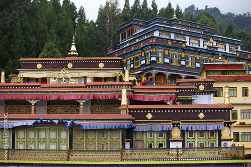 Rumtek - klasztor Karmapy w Sikkimie - 78504862
