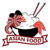Asian Food, logo