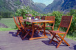 table and chairs - 78506815