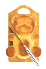 Cupcake bear form