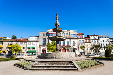 Fountain in Braga