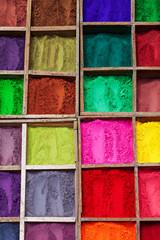 Indian color powder