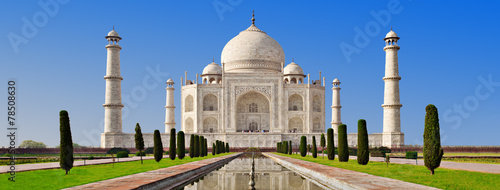 Taj Mahal, Agra - 78508630