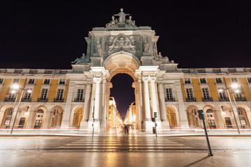 Commerce Square is located in the city of Lisbon, Portugal