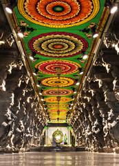 Inside of Meenakshi Temple