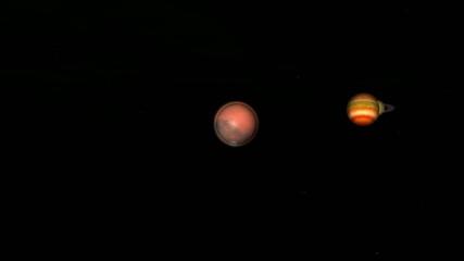 dal pianeta Marte alla stella Sole