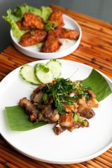 Thai Crispy Pork Meal