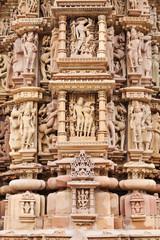 Stone carved, Khajuraho