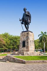 Mahatma Gahdhi statue