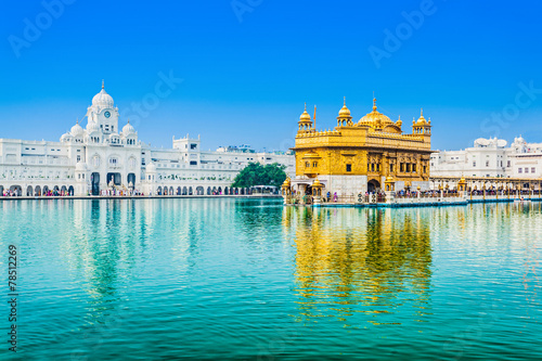 Papiers peints Inde Golden Temple