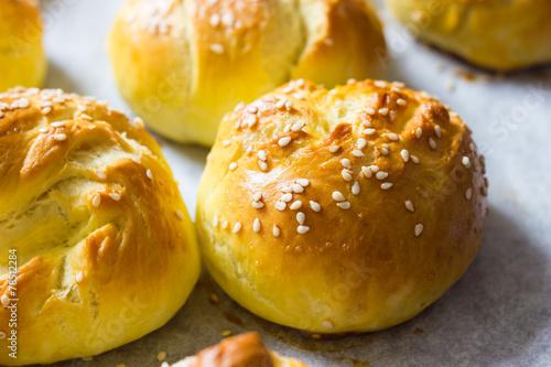 Poster Brood Homemade bread