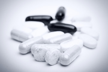 Pills for athletes