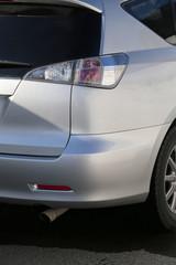 事故車の修理後
