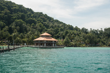 Home in  Koh Chang Island,Trad province, Thailand.