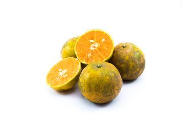 four orange