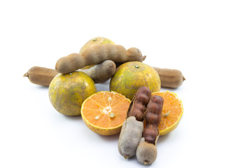 tamarind and orange