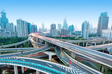 Shanghai Yan'an Road Viaduct