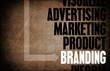 canvas print picture - Branding