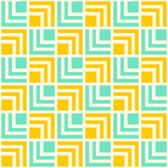 Bright colors abstract pattern, geometric background, cubes, sum