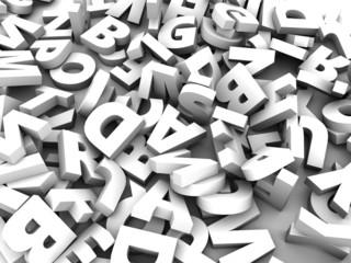 letters heap