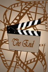 Old Film - The End
