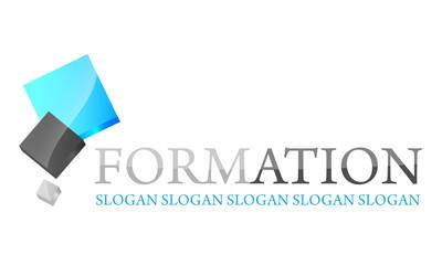 logo formation B