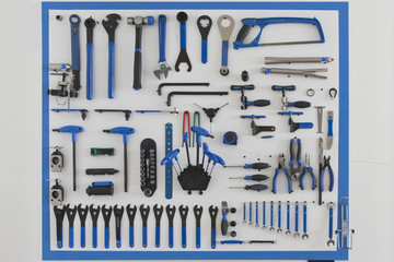 Selection of precision tools
