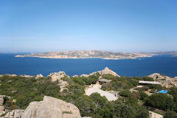La Maddalena archipelago, Sardinia (Italy)