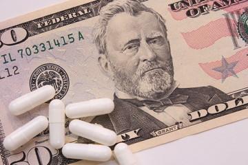 医薬品とお金