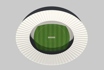 Cricket Stadium Day