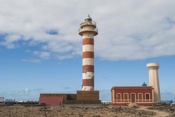 Lighthouse in Jandia, Fuerteventura, Spain