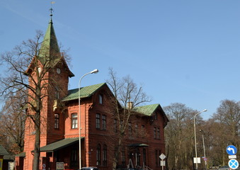 Pałac fabrykancki - Łódź - Lodz
