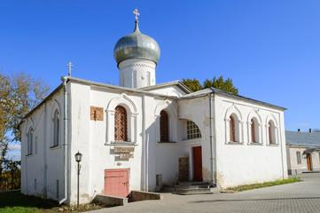 The Church of Saint Nicolas the White